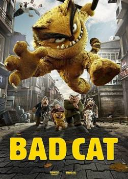 photo Bad Cat