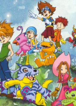 photo Digimon Adventure