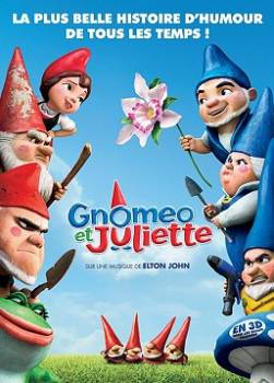 photo Gnomeo et Juliette