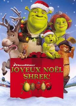 photo Joyeux Noël Shrek !