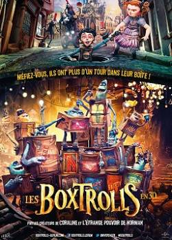 photo Les Boxtrolls