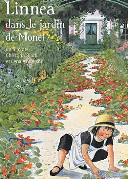 photo Linnea dans le jardin de Monet