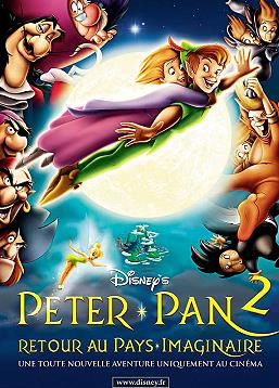 photo Peter Pan 2 : Retour au pays imaginaire