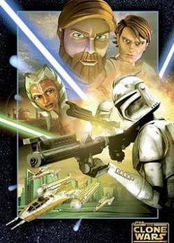 photo Star Wars : The Clone Wars (série)