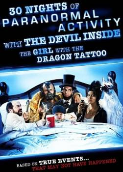 photo 30 Nights of Paranormal Activity with the Devil Inside the Girl with the Dragon Tattoo
