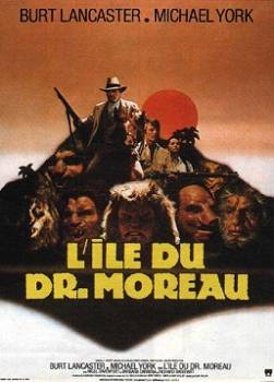 "photo L'Ile du Dr. Moreau ""1977"""