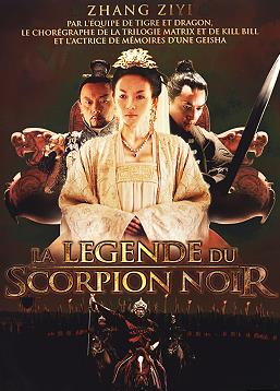 photo La Légende du scorpion noir