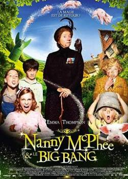 photo Nanny McPhee et le big bang
