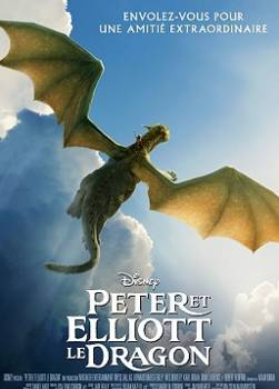 "photo Peter et Elliott le dragon ""2016"""