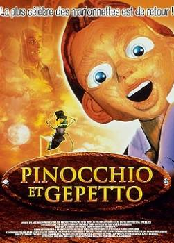 photo Pinocchio et Gepetto