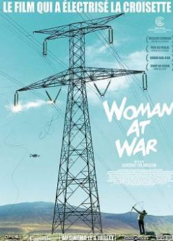 photo Woman at war