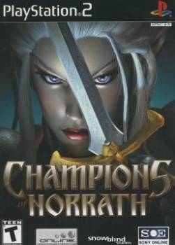 photo Champions of Norrath