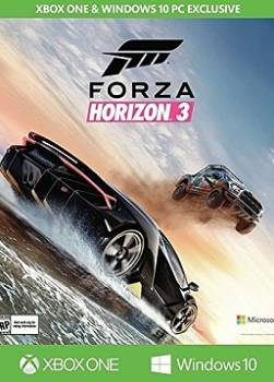 photo Forza Horizon 3