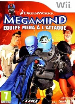 photo Megamind : Equipe Mega à l'Attaque