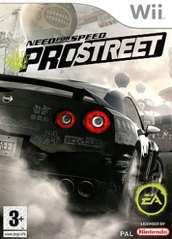photo Need for Speed ProStreet