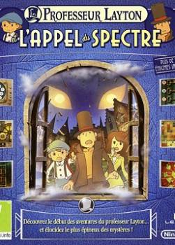 photo Professeur Layton et l'Appel du Spectre