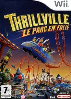 photo Thrillville : Le Parc en Folie