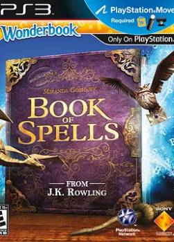photo Wonderbook : Book of Spells
