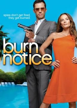 photo Burn Notice