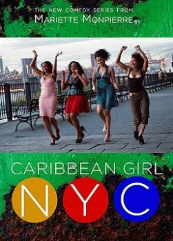 photo Caribbean Girl NYC