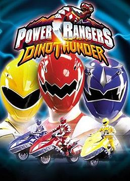 photo Power Rangers Dino Tonnerre