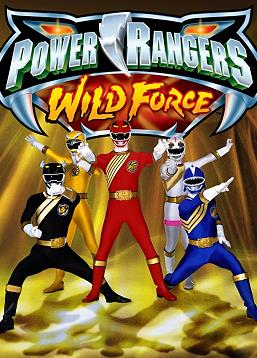photo Power Rangers Force Animale