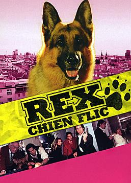 "photo Rex, chien flic ""1994"""