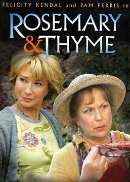 photo Rosemary & Thyme