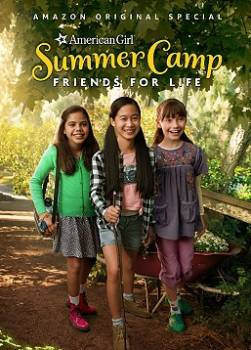 photo An American Girl Story : Summer Camp, Friends for Life