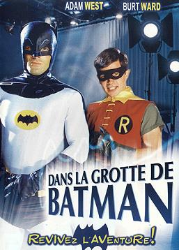 photo Dans la grotte de Batman