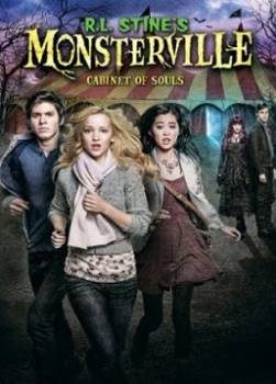 photo R.L. Stine's Monsterville : The Cabinet of Souls