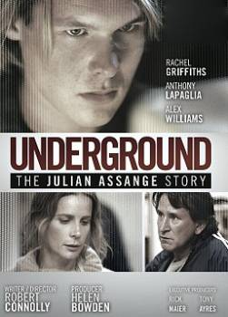 photo Underground : The Julian Assange Story